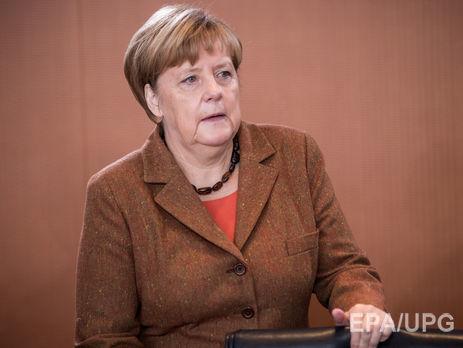 Меркель предложила Эрдогану помощь вборьбе стерроризмом