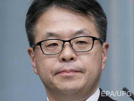 Токио: Япония будет действовать врусле санкционной политики G7 противРФ