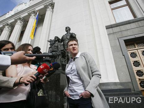 Порошенко объявил, что не даст возможность Савченко «обелить Российскую Федерацию»