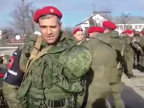 Из-за публикации видео сотправкой чеченских солдат вСирию возбуждено дело