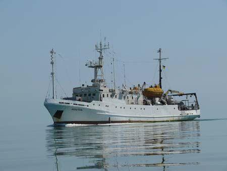 Украина отыскала большие запасы газа начерноморском шельфе