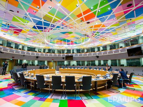 ЕСрассмотрит санкции противРФ после саммита 15декабря