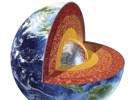 Земная кора уменьшается втолщине— ученые