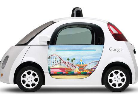 Руководство Google приняло решение отказаться отпроизводства беспилотных транспортных средств