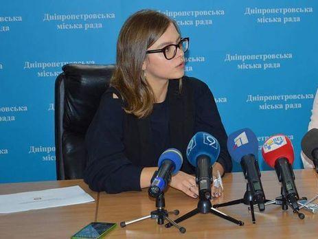 Заместитель Авакова Деева получает надбавку в14 тыс. грн заинтенсивность труда