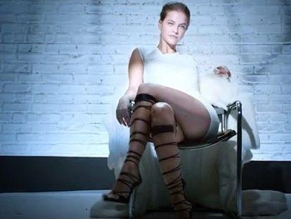 Эротические фото из фильма основной инстинкт
