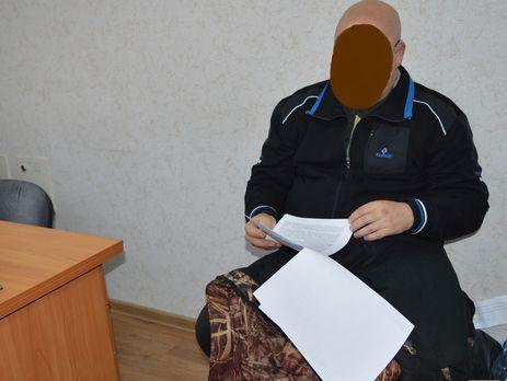 ВДонецкой области поселкового голову арестовали запосягательство натерриториальную целостность Украинского государства