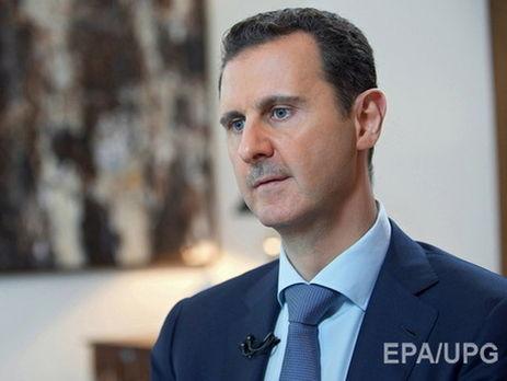 Москва никогда не«давила» наСирию— Асад