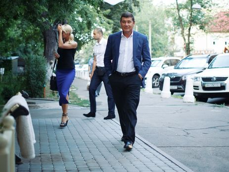 Давид Жвания + 6 млн долларов + крепкое рукопожатие: так Онищенко стал депутатом