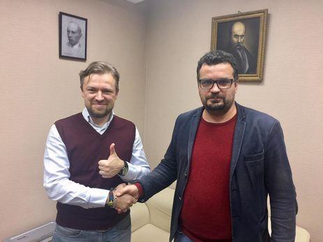 Госкино частично профинансирует документальный фильм «Какофония Донбасса»
