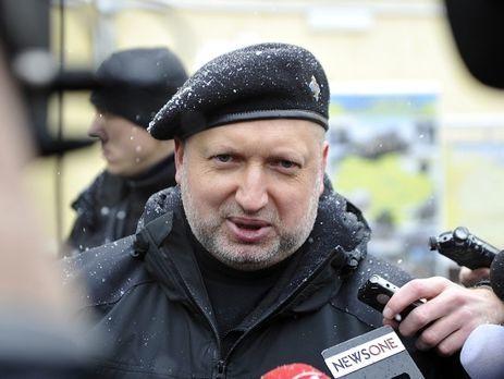 Турчинов: Иск о национальном перевороте вУкраинском государстве неменее профессионально рассмотрят впсихбольнице