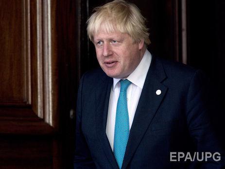 ПосолРФ встолице Англии пояснил Борису Джонсону смысл операции вАлеппо