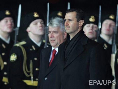 Асад поздравил сирийцев