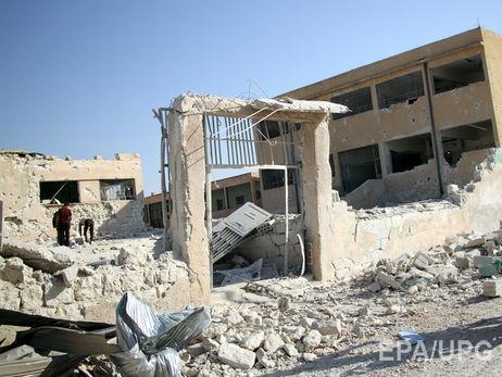 ДеМистура: Идлиб повторит судьбу Алеппо без политического соглашения