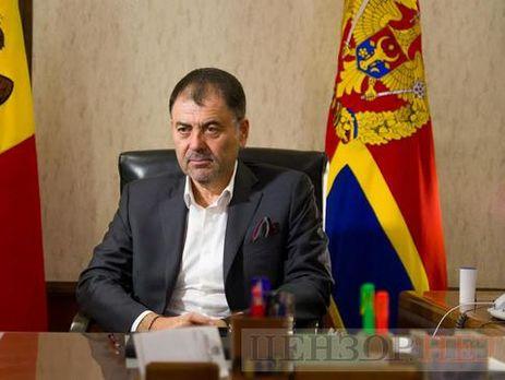 Минобороны Молдовы: Украина при Януковиче содействовала ротации русских военных вПриднестровье