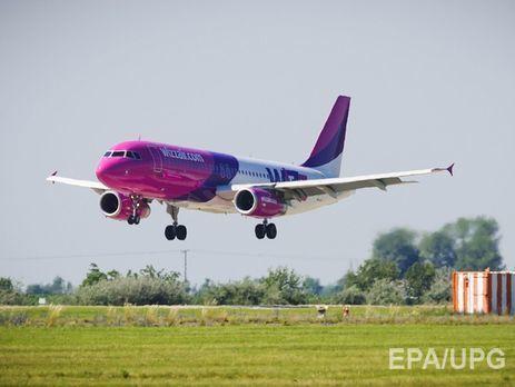 Лоукостер Wizz Air запустит два новых маршрута из украинской столицы вЕвропу