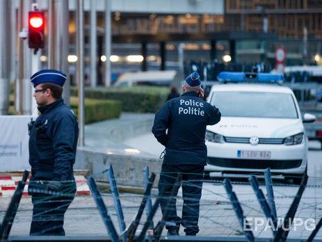 Группу молодых людей подозревают вподготовке терактов вБельгии наРождество
