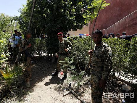 30 военных погибли при теракте вЙемене
