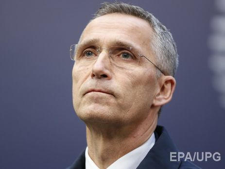 Нарушение режима тишины наДонбассе достигло рекордного уровня— генеральный секретарь НАТО