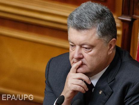 Порошенко отеракте вБерлине: Украинцы осуждают дьявольский акт насилия