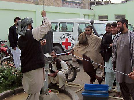 Всеверной части Афганистана неизвестными был похищен работник Красного Креста