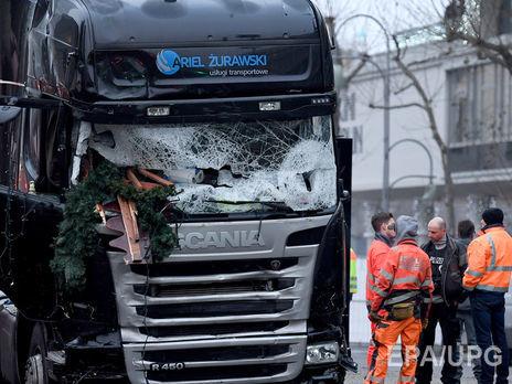 Берлинскому террористу удалось исчезнуть, милиция взяла нетого