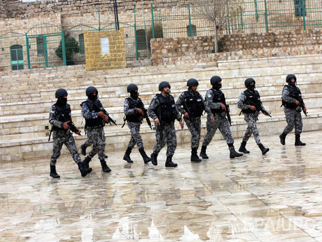 Впроцессе антитеррористического рейда вИордании убиты четверо спецназовцев