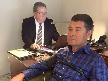 Дело Онищенко: ФБР проверила беглеца изУкраины надетекторе лжи