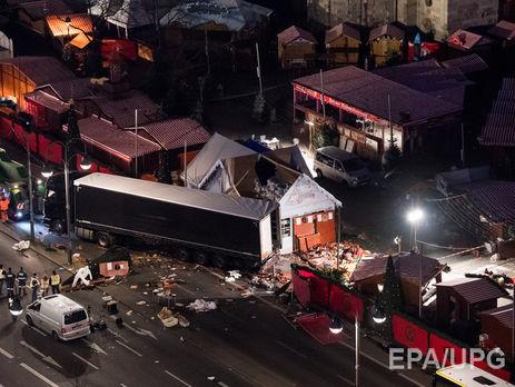 Милиция Берлина назвала имя террориста, задавившего людей наярмарке