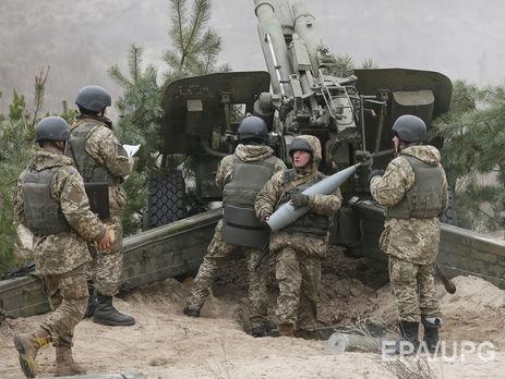 Турчинов объявил оконтратаке украинских войск наСветлодарской дуге