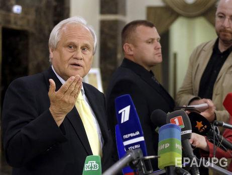 Контактная группа призывает стороны кпрекращению огня наДонбассе с24декабря