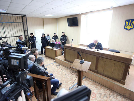 ВОдессе совершено нападение радикалов насудью Приморского суда