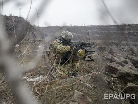 Военные неверят в«рождественское перемирие» наДонбассе