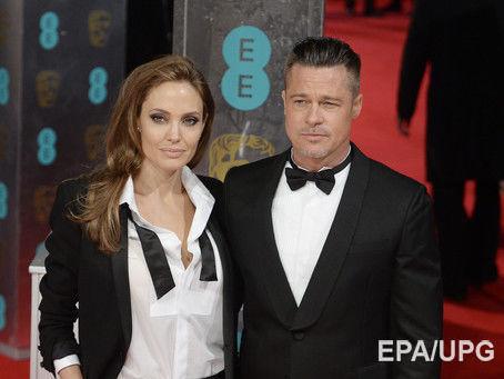 Джоли и Питт не могут прийти к общему знаменателю в бракоразводном процессе