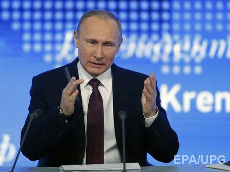 Владимир Путин отказался освободить украинского кинорежиссера Олега Сенцова