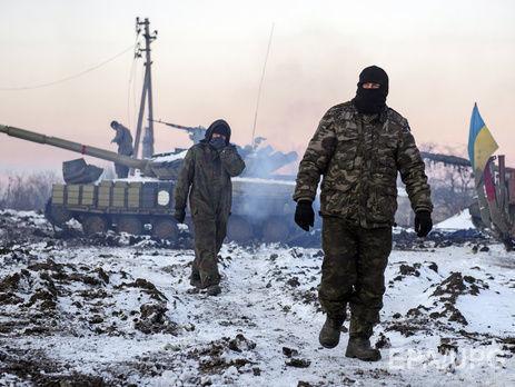 Боевики уже 5 раз нарушили режим тишины— штаб АТО,