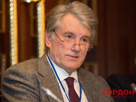 Ющенко проинформировал, как «Межигорье» оказалось вруках Януковича