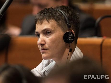 Савченко: Нынешняя власть как минимум преступна, чем предшествующая