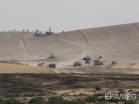 Турецкая армия уничтожила сотни объектов террористов вСирии