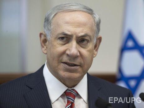 Нетаньяху: резолюцияСБ ООН является попыткой навязать условия урегулирования сПалестиной