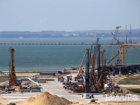 Конкурс построительству железной дороги кКерченскому мосту сорван из-за отсутствия заявок