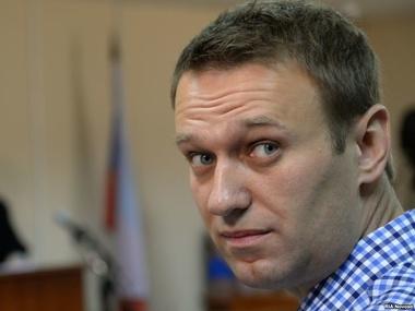 Навальный о санкциях сша лицо