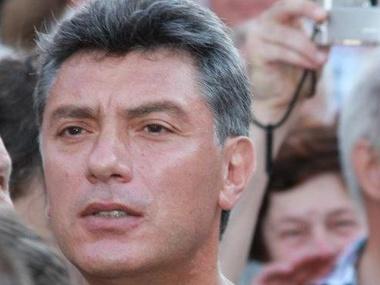 Немцову интересно, кто наберет больше голосов --- Тягнибок или Рабинович