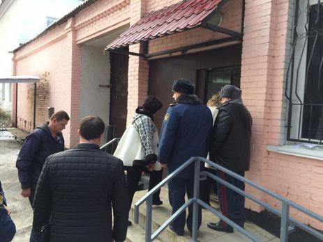 ОмбудсменыРФ иУкраины посетили украинских заключенных вКрыму