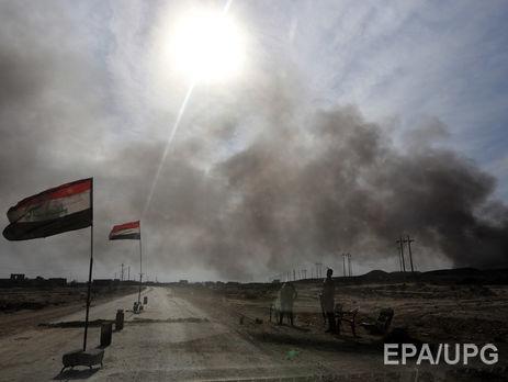 Уполномоченный армии США: Иракские войска за некоторое количество дней возобновят наступление наМосул