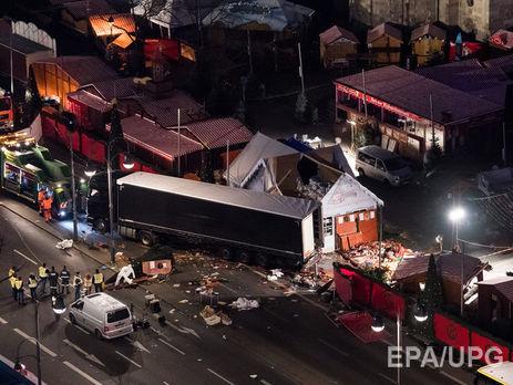 Кошмар перед Рождеством: стали известны новые детали теракта вБерлине