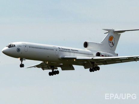 Стали известны последние словам пилота упавшего Ту-154