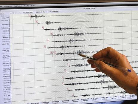 ВРумынии случилось  сильное землетрясение, ощущавшееся вгосударстве Украина