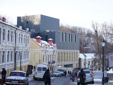 Петиция одемонтаже фасада Театра наПодоле собрала неменее 10 000 подписей