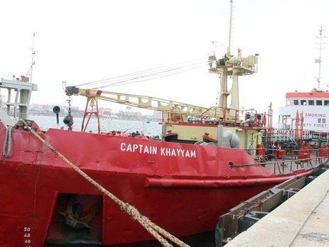Двое моряков сарестованного вЛивии судна вернулись в Украинское государство — МИД